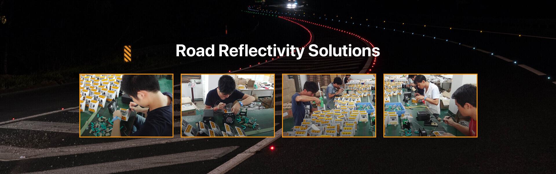 motorway reflective road studs manufacturer