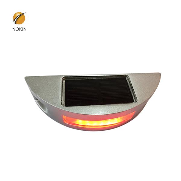 Led Aluminum Solar Reflective Studs On Motorway NK-RS-T1