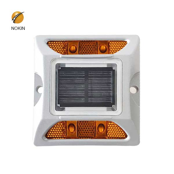 Colorful Aliminium Traffic Warning LED Light Road Studs Motorway NK-RS-A6-2