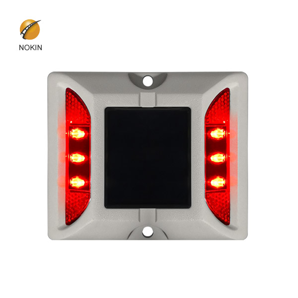 Amber Solar Road Studs For Motorway NK-RS-A6-1