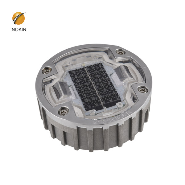 Round Embedded Solar Motorway Road Lights NK-RS-X6