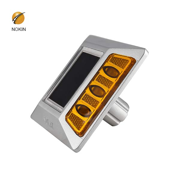 Aluminum Amber Reflective Studs On Motorway NK-RS-A6